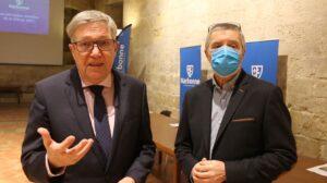 Le point sur les chantiers en 2021 à Narbonne